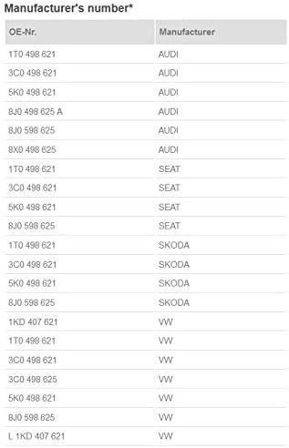 Mapco 26766 Radlager Vorderachse