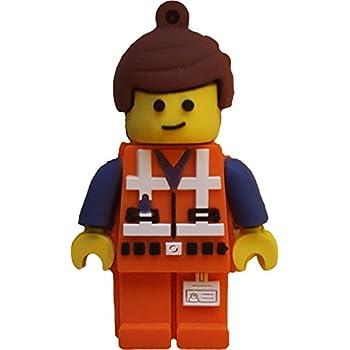 Amazon.com: LEGO Brick 16GB USB 2.0 Flash Drive - With Additional ...
