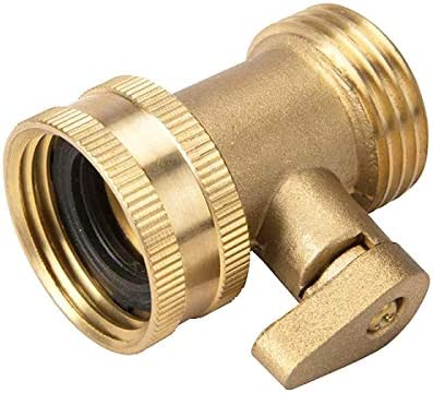 """Brass Water Pipe Adapters Hose Tap 3//4/"""" Garden Replacement Attachments"""