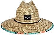 BILLABONG Mens Tides Print Straw Lifeguard Hat Sun Hat
