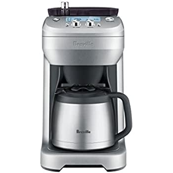 Breville RM-BDC650BSS the Grind Control, Silver, Certified Refurbished
