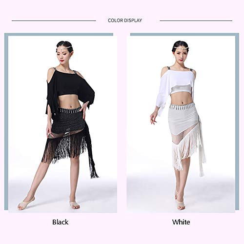 Concurrence Jupe Fête Étape Femmes Robe Robes Entraine Costumes Adulte Débutant White Flexible Élégant Xhtw Toi Ventre Danse Vêtements amp;b Les TBzq4z