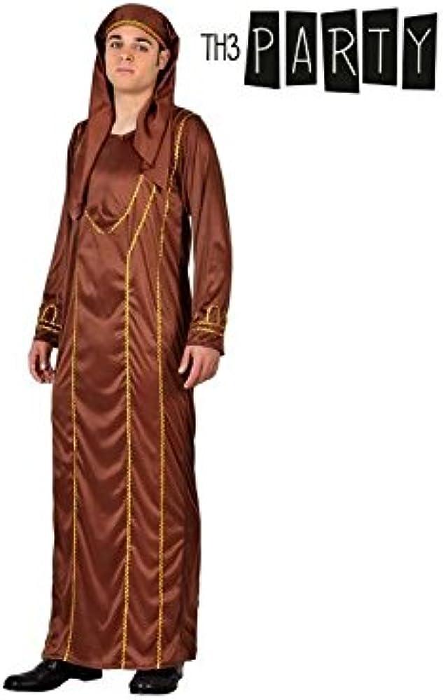 Disfraz para Adultos Th3 Party 131 Jeque árabe: Amazon.es: Ropa y ...