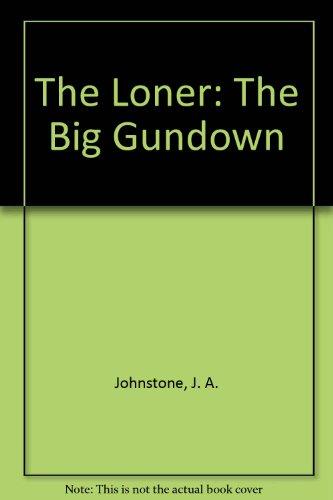 Full The Loner Book Series By JA Johnstone