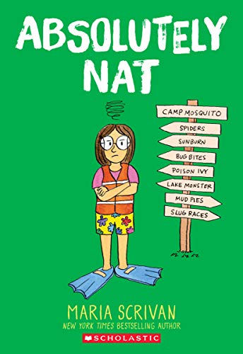 Book Cover: Absolutely Nat