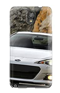 New Style Tpu Note 3 Protective Case Cover/ Galaxy Case - Subaru Brz 37