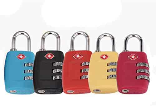 d63f6ec66207 Shopping Checkpoint Friendly - Luggage Locks - Travel Accessories ...