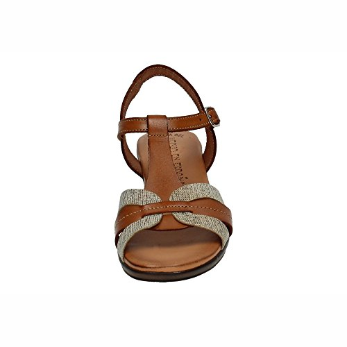 Made In Spain 216, Damen Sandalen Braun