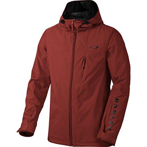 Oakley Men's Cresent BZS Jacket, Small, Fired - Oakley Jacket