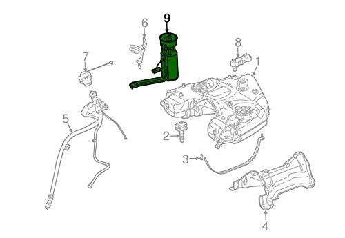 Rstfa Pompe /à carburant /électrique Assembly pour Gl320/Gl350/ML320/ML350