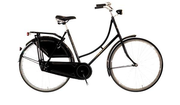 Bicicleta de Paseo, Tipo Holandesa, 1 Marcha, Luces, Cadena ...