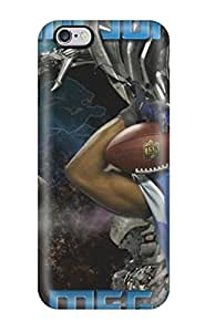 XuFbEDm2015qGTrT Tpu Case Skin Protector For Iphone 6 Plus Calvin Johnson With Nice Appearance