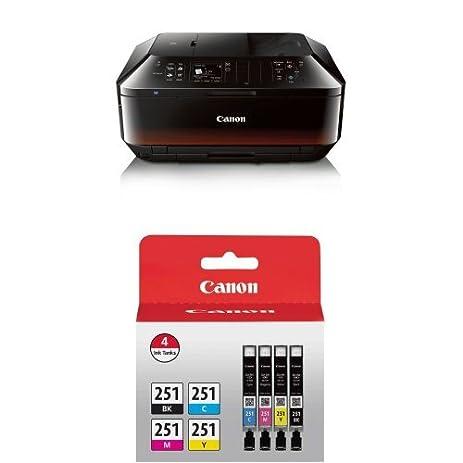 Canon PIXMA MX922 Wireless Color Photo Printer With Scanner Copier And Fax Genuine