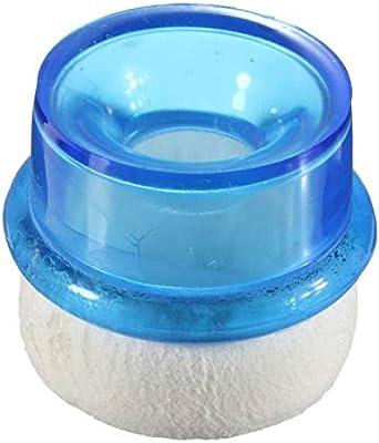 Filtro del grifo purificador de agua MINI hogar tapón del filtro purificador de agua limpia simple grifo de cocina de espuma de lavado de frutas verduras Inicio - azul, fácil de instalar: