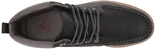 Kodiak Men's Zane Chukka Boot, Black, 12 M US by Kodiak (Image #8)