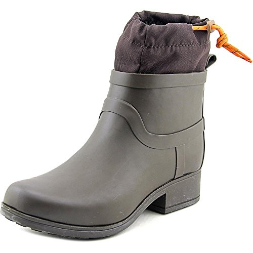 Lucky Brand Rebeka Women US 8 Brown Rain Boot