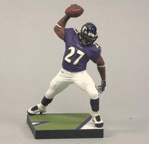 (McFarlane 2010 NFL Series 25 Ray Rice Baltimore Ravens Action Figure.)