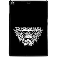 Expendable Stormtrooper Art Black iPad Air Hardshell Case by MWCustoms