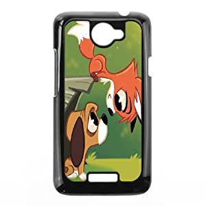 HTC One X Phone Case Cover The Fox and the Hound TH6296