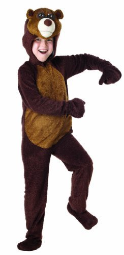 [Seasons Deluxe Baloo Toddler Costume by Seasons] (The Jungle Book Baloo Costume)