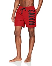 CALVIN KLEIN Men's Intense Power Logo Swim Shorts
