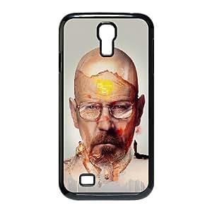 Breaking Bad Heisenberg Artwork Samsung Galaxy S4 9500 Cell Phone Case Black phone component RT_143255
