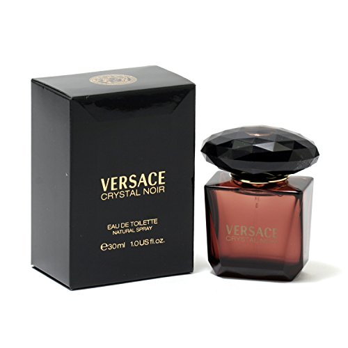 Versace Crystal Noir Ladies- Edt Spray 1 ()
