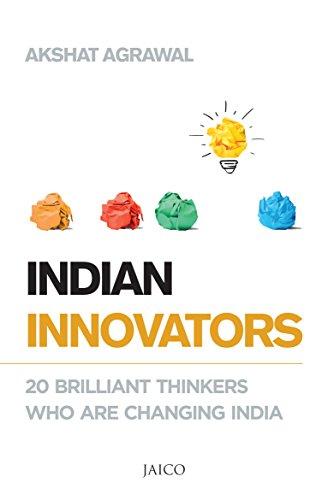 DOWNLOAD PDF Indian Innovators PDF By Akshat Agrawal Epub
