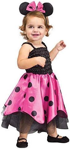 Fancy Me Bebé Niño Niña Minnie Mouse Animal Disfraz de Halloween ...