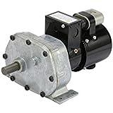 Bison 016Q107-0267 Gear Motor, IP44, 1/12 hp, 267:1 Ratio, 6 rpm, 115