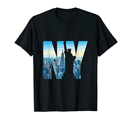 Halloween Costumes Brooklyn New York - New York City Shirt NYC Statue
