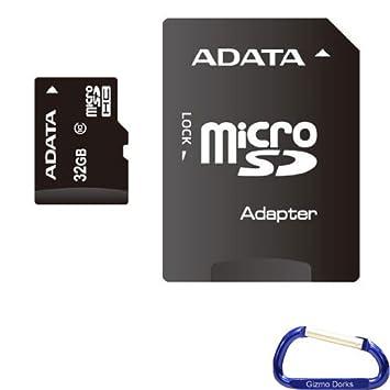 Gizmo Dorks - Juego de 32 GB tarjeta de memoria Micro SDHC ...