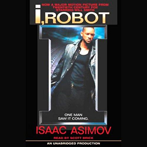 Bargain Audio Book - I  Robot