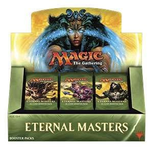 Eternal Masters Booster Box - English by Magic: the Gathering