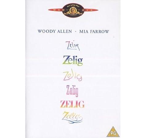 Zelig [Reino Unido] [DVD]: Amazon.es: Allen, Woody, Farrow, Mia ...