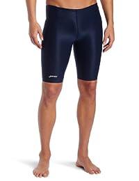 Finis Men's Jammer Swim Suit, 34 (Navy)