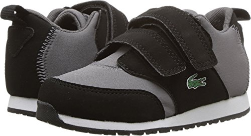 Pictures of Lacoste Baby L.Ight Sneaker Black/Grey 736SPI0007237 1