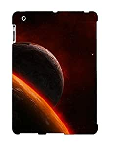 Cqxhzw-1574-xqohinz Cover Case - Planets And Sun Protective Case Compatibel With Ipad 2/3/4