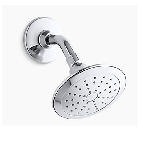 Kohler K-5240-G-CP ALTEO 1.75 SF 2.0 gpm Single-Function showerhead with Katalyst air-Induction Spray
