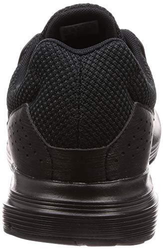 000 negbás Deporte De Zapatillas Galaxy negbás 4 negbás Para Adidas Negro Hombre wFZPqUz