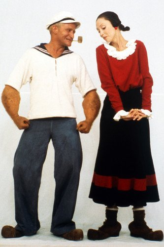 popeye-robin-williams-shelley-duvall-classic-popeye-pose-11x17-mini-poster