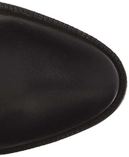 NP Black Boots MELDI D Women's Geox ABX Calf C Mid 8xztpwn