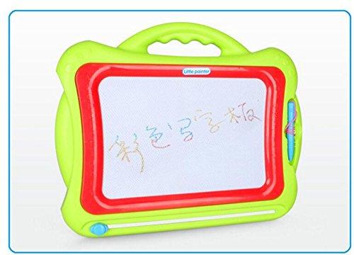 Yingealy 子供の発達 消去可能 カラフルな描画ボード ライティング スケッチパッド 子供のインスピレーションと色 ボードゲーム おもちゃ