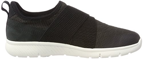 Front Enfiler black 001 Timberland Noir Boltero Femme Baskets MwEr8qf8Y