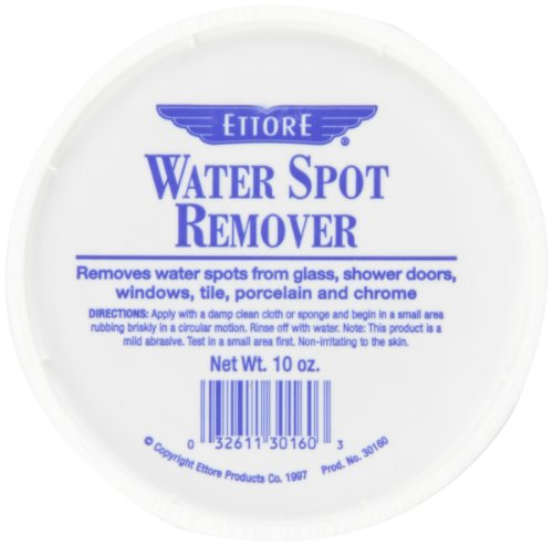 Ettore 30160 Water Spot Remover Paste, 10-Ounce
