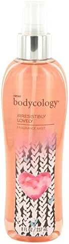 Bodycology Irresistibly Lovely Fragrance Mist for Women, 8.0 Fluid Ounce