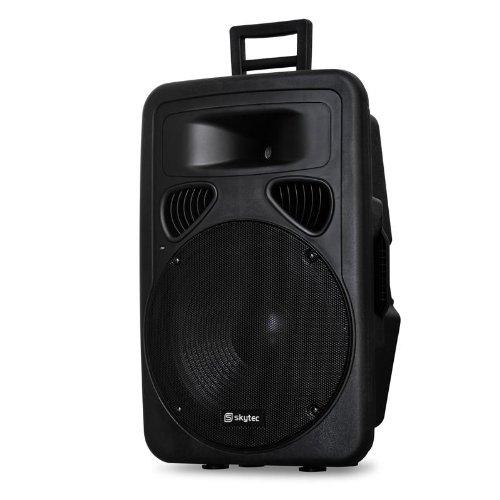 2 opinioni per Skytec Cassa acustica passiva diffusore PA (1200 Watt max, woofer da 38 CM, a 2