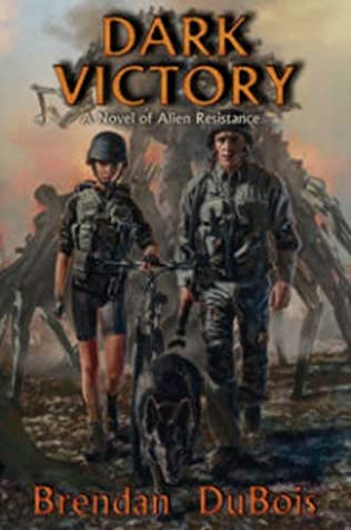 book cover of Dark Victory