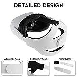 Orzero Adjustable Headband Compatible for Oculus