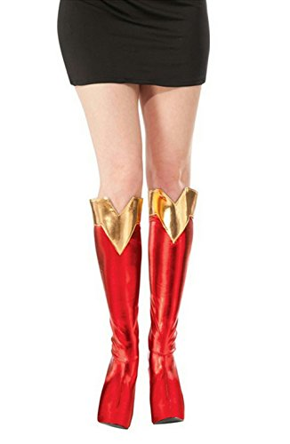 MyPartyShirt Boot Tops Supergirl -